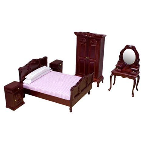 Dollhouse Bedroom Furniture by Doug Dollhouse Bedroom Furniture Reviews Wayfair