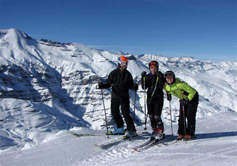 el colorado chile ski el colorado