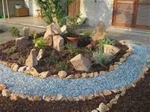 risultati immagini per giardini con aiuole e sassi With decoration jardin avec cailloux 0 20 idees deco pour le jardin