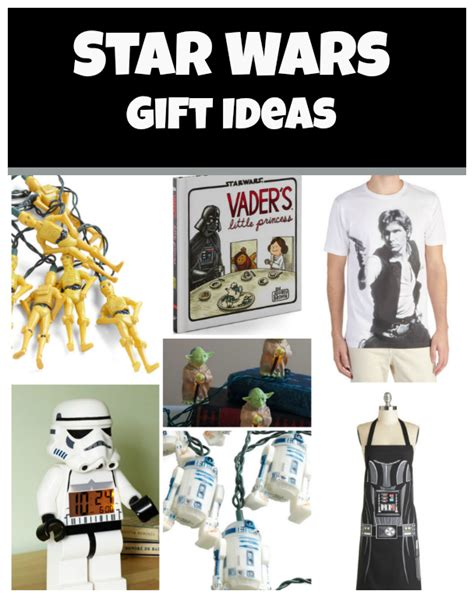 star wars gift ideas fun gifts for star wars fans