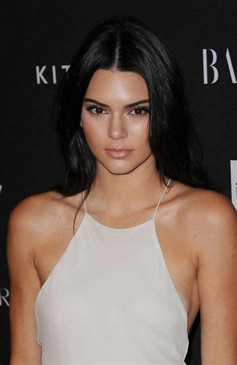 Kendall Jenner At Arrivals For HarperS Bazaar September ...