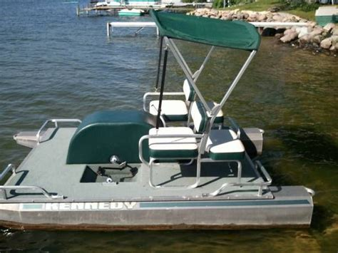 Kennedy Pontoon Paddle Boats by Used Kennedy Paddle Boat 1 450 Paddle Boats