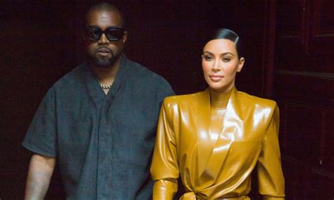 Kim Kardashian Was Seen Without Her Wedding Ring Amid Her ...