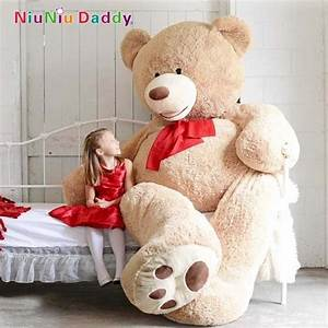 200 Cm Teddy : buy 200cm big size usa teddy bear large bearskin giant bear from reliable ~ Frokenaadalensverden.com Haus und Dekorationen