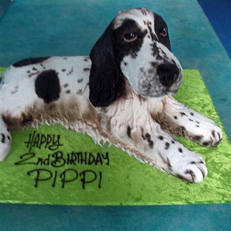 spaniel dog cake living   cakes