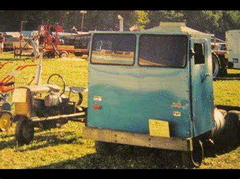 homemade truck cab mini semi truck youtube
