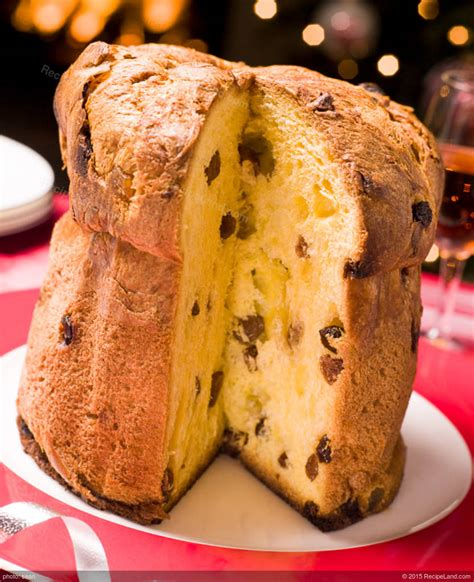 panettone italian fruitcake recipe