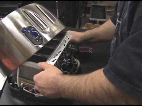 fixed  toaster youtube