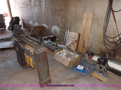 Central Pneumatic Blast Cabinet 42202 Manual by Vehicles And Equipment Auction In Independence Kansas By