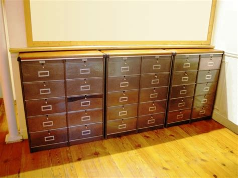 armoire clapet bureau acier brosse jpg rangements