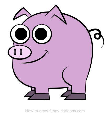 pig drawing sketching vector