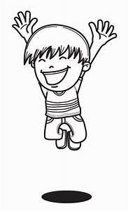 Jump Cartoon - ClipArt Best