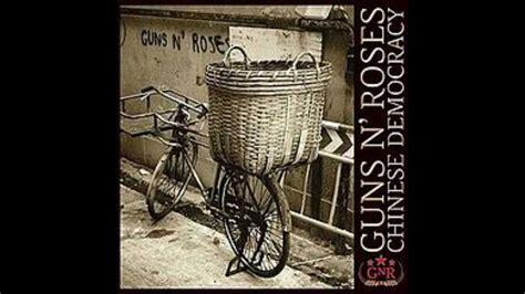 Guns N' Roses  Chinese Democracy (full Album) Youtube