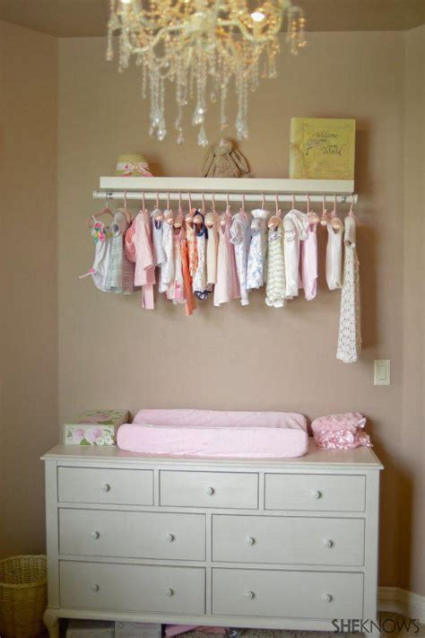 Ideas For Hanging Clothes Without A Closet by Diy Exposed Closet