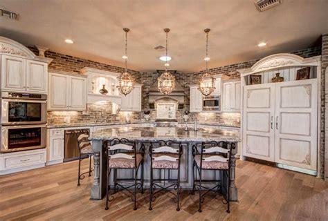 island bar for kitchen 47 brick kitchen design ideas tile backsplash accent