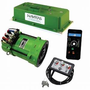 Navitas E-z-go Txt 48v Dc To Ac Conversion Kit