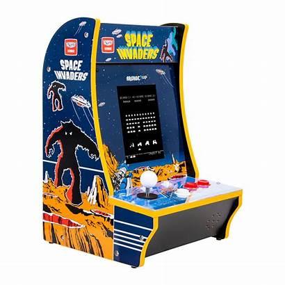 Arcade Arcade1up Space Invaders Countercade Counter Machine