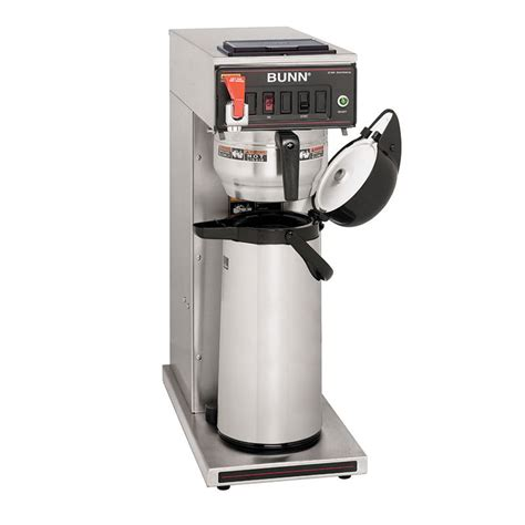 bunn cwtf15 aps 0051 cwtf15 aps airpot coffee brewer gourmet funnel 120v 23001 0051