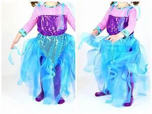 Meerjungfrau Kostüm Selber Machen : anleitung meerjungfrauen kost m selber n hen kost me fasching halloween und co pinterest ~ Frokenaadalensverden.com Haus und Dekorationen