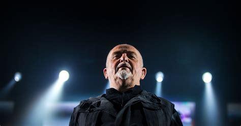 Peter Gabriel Cancels Ukraine Show Over Security Concerns