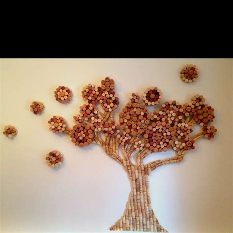 wine cork art ideas  pinterest wine corks
