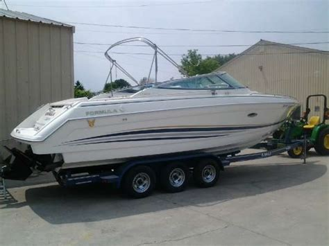 Formula Boats For Sale Minnesota by Used 2000 Formula 280 Ss For Sale In Hastings Minnesota