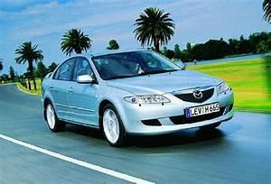 Mazda6 Elégance : fiche technique mazda mazda6 2 0 mzr cd 120 el gance ann e 2003 ~ Gottalentnigeria.com Avis de Voitures
