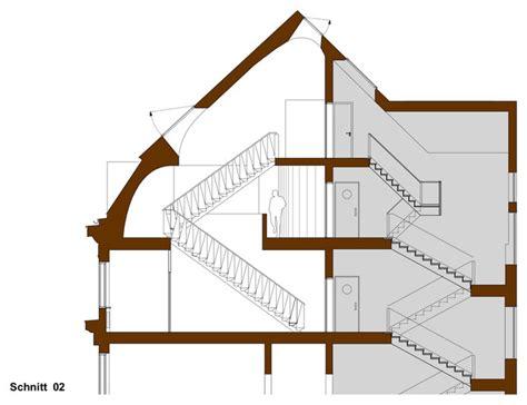 grundriss schnitt ansicht grundriss schnitt ansicht architekturzeichnungen richtig lesen