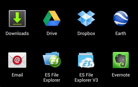 es file explorer hits build 3 now available for testing at xda talkandroid