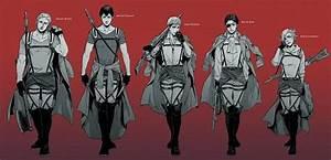 Tags: Shingeki no Kyojin, Annie Leonhardt, Jean ...