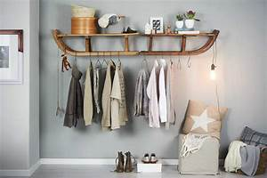 Ideen Für Garderobe : garderobe selber bauen ideen und anleitungen f r jeder der lust dazu hat bastelideen diy ~ Frokenaadalensverden.com Haus und Dekorationen