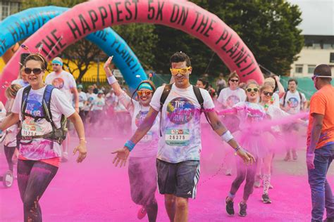 the color run uk