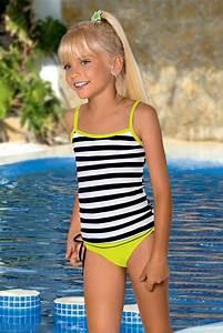 Kids Girls BIKINI TANKINI Swimsuit Two Piece 7-13 years M ...