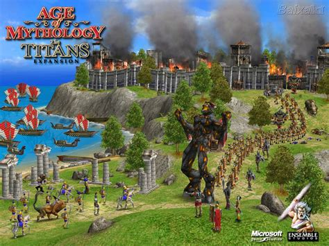 Free Download Game Age Of Mythology Full Version