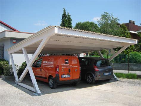 tettoie auto in legno tettoie per auto prezzi