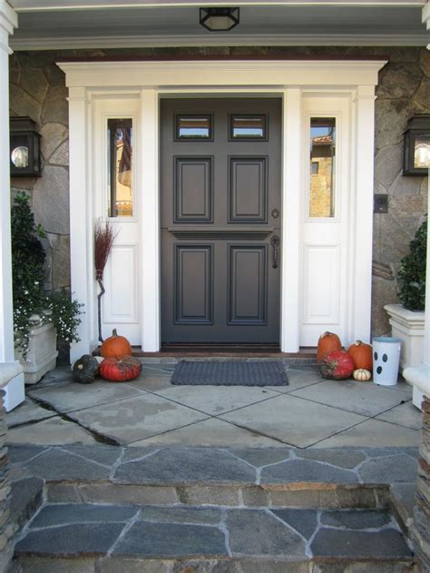 sherwin williams iron ore front doors paint wall