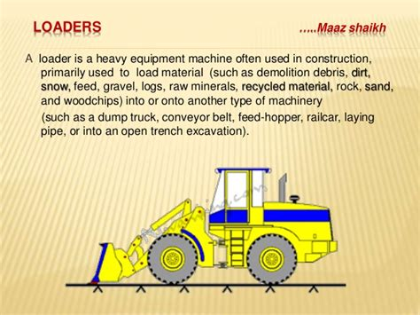 loaders  construction