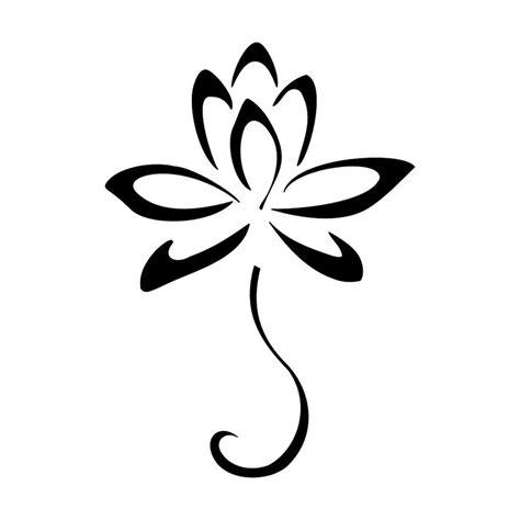 easy floral designs simple flower design clipart best