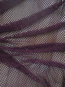 Dark Red stretch Mesh Fabric by the Yard Burgundy Wine Mesh