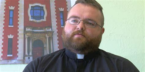 young jeffersonville priest works  rebuild trust