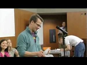 'Old Guy' UW Medical Student Graduates - YouTube