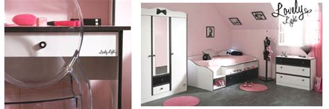 meuble pour chambre ado chambre ado fille design et moderne meuble lit pour