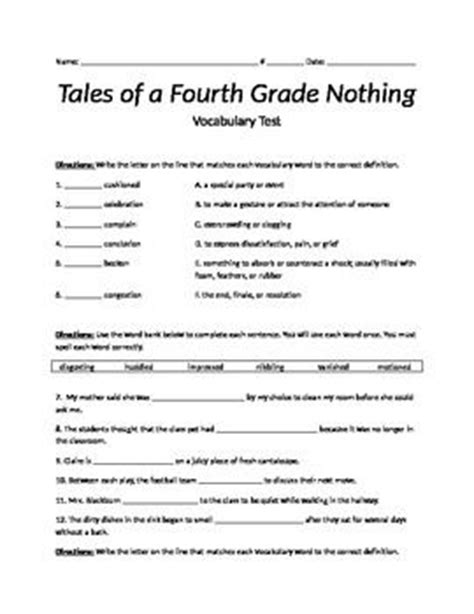 12 best about tales of fourth grade nothing student novels and compare