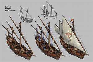 Thomas Symonds  Digital Generalist Artist  Civ5 Caravel