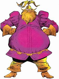 Volstagg the enormous - Marvel Comics - Warriors Three ...
