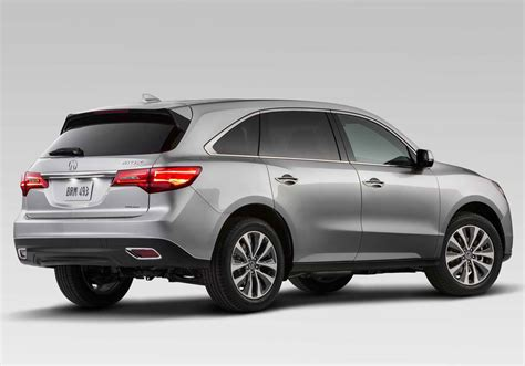 best cuv 2014 2014 acura mdx review specs pictures
