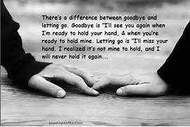 Moving Quotes  Moving ...Quotes About Letting Go Of Someone You Love Tumblr