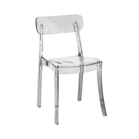 chaises transparentes fly les chaises transparentes 4 pieds tables chaises et