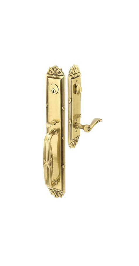 emtek imperial lock set gamble lock door safe