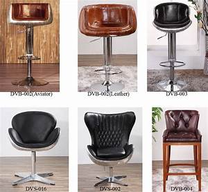 Tabouret Bar Vintage : vintage en cuir aluminium aviator tabouret de bar chaises de salon id de produit 60073379862 ~ Preciouscoupons.com Idées de Décoration